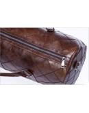 Фотография Кожаная сумка для командировок BSC0301