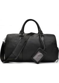 Черная вместительная сумка для командировок BSC0302-2