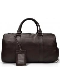 Коричневая вместительная сумка для командировок BSC0302