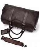 Фотография Коричневая вместительная сумка для командировок BSC0302