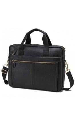 Черная мужская деловая сумка BX1279A