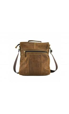 Кожаная мужская сумка в руку и на плечо BX1292R