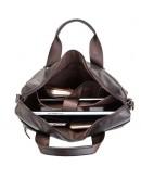 Фотография Коричневая сумка мужская делового стиля BX8013B