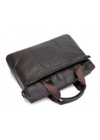 Коричневая сумка мужская делового стиля BX8013B