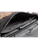 Фотография Черная кожаная сумка - портфель Blamont Bn059A