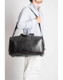 Фотография Модная чёрная мужская сумка для путешествий Bn073A