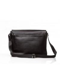 Большая горизонтальная мужская сумка формата А4 Blamont Bn094A