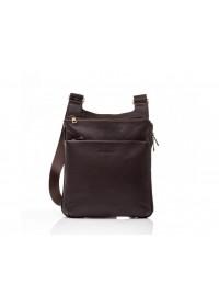 Мужская планшетка - кожаная сумка на плечо Blamont Bn096C