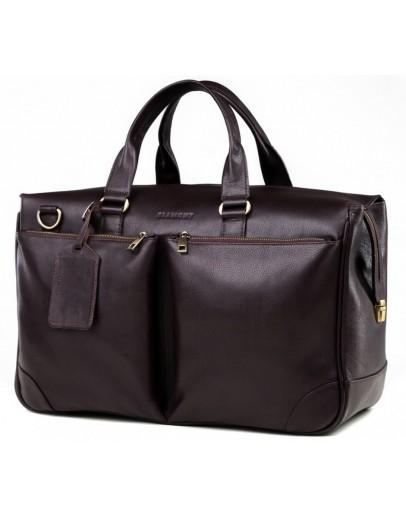 Фотография Коричневая деловая сумка для командировок Blamont Bn103C