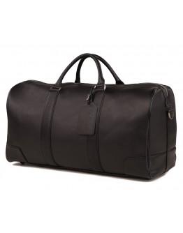 Большая дорожная мужская черная сумка Bn104A
