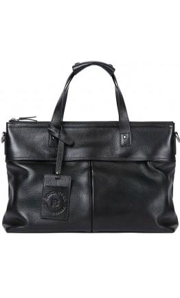 Черная мужская сумка для ноутбука Bs 7100 black