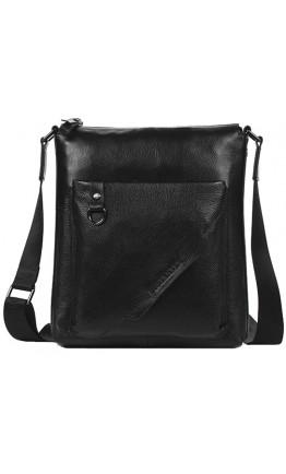 Черная мужская сумка планшет Bs7001