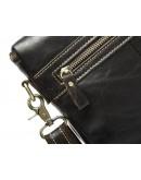 Фотография Кожаная мужская удобная сумка через плечо Bx8103C