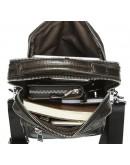 Фотография Сумка коричневая мужская для ношения в руке и на плече Bx9024