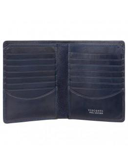 Синий кошелек Visconti CR93 Predator c RFID (Blue)