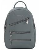 Фотография Голубой женский кожаный рюкзак FORSTMANN F-P117BL
