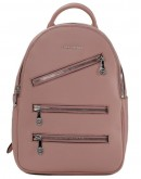 Фотография Розовый женский кожаный рюкзак FORSTMANN F-P117DP