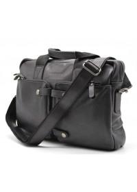 Практичная мужская кожаная сумка Tarwa FA-1089-3md