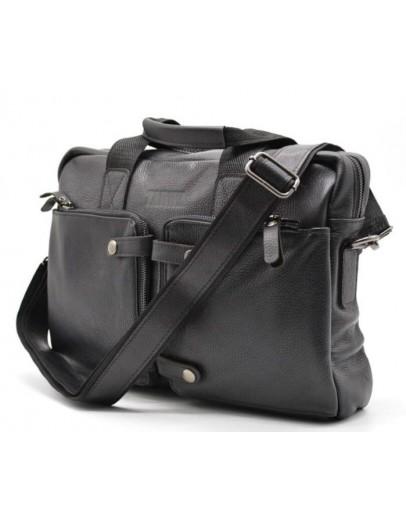 Фотография Практичная мужская кожаная сумка Tarwa FA-1089-3md