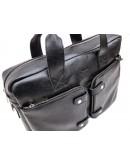 Фотография Черная деловая мужская сумка для документов Tarwa FA-1089-4lx