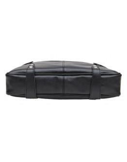 Мужская кожаная черная сумка для документов Tarwa FA-2408-4lx