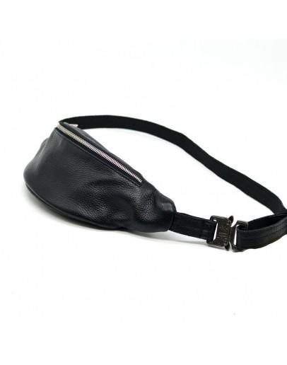 Фотография Черная среднего размера сумка на пояс Tarwa FA-3035-4lx