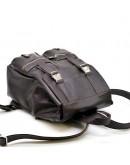 Фотография Коричневый рюкзак из натуральной кожи Tarwa FC-3016-4lx