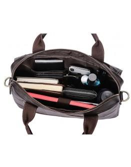 Черная мужская сумка для документов FR0021-1