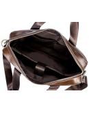 Фотография Сумка коричневая мужская для документов Fr 2300