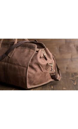 Мужская дорожная сумка, коричневый цвет G5000B