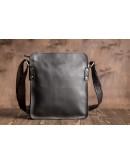 Фотография Черная сумка для мужчин из натуральной кожи G8856A