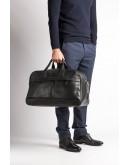 Фотография Черная большая сумка для путешествий G9652A