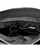 Фотография Вертикальная кожаная мужская сумка формата А4 Tarwa GA-1808-4lx
