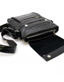 Фотография Мужская сумка на плечо кросс-боди Tarwa GA-7121-1md