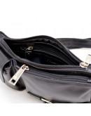 Фотография Кожаная мужская сумка на пояс Tarwa GA-8135-3md