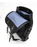 Фотография Мужской рюкзак из натуральной гладкой кожи Tarwa GA-9001-4lx