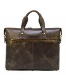 Фотография Коричневая годоская деловая сумка для документов Tarwa GC-0041-4lx
