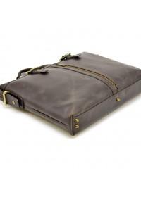 Коричневая годоская деловая сумка для документов Tarwa GC-0041-4lx