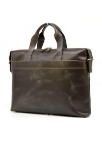 Коричневая деловая городская сумка для мужчин Tarwa GC-0042-4lx