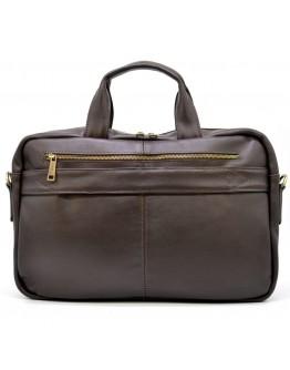 Коричневая сумка для ноутбука и документов Tarwa GC-7334-3md