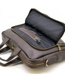 Фотография Коричневая сумка для ноутбука и документов Tarwa GC-7334-3md