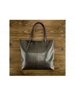 Кожаная женская деловая удобная сумка GR-2011G