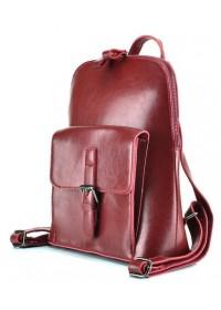 Кожаный женский кожаный рюкзак GR-830R-BP