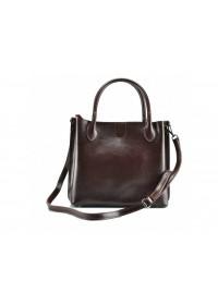 Женская деловая кожаная сумка GR-837B