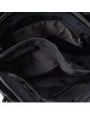 Фотография Черная сумка женская кожаная GR-8830A