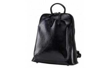 Женский кожаный рюкзак - сумка GR3-801A-BP