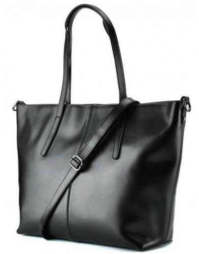 Фотография Удобная кожаная женская сумка на каждый день GR3-8687A