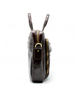 Деловая мужская темно-коричневая сумка Tarwa GX-7334-3md
