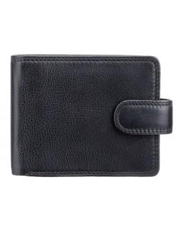 Черный кошелек Visconti HT10 Knightsbridge c RFID (Black)