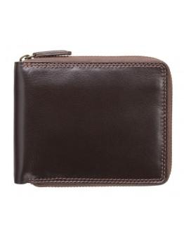 Коричневый мужской кошелек Visconti HT14 Camden c RFID (Chocolate)